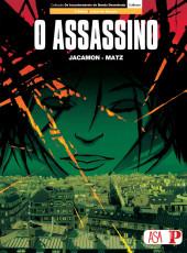 Incontornáveis de Banda Desenhada (Os) -12- O Assassino : A dívida | Laços de sangue