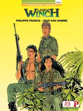 Incontornáveis de Banda Desenhada (Os) -10- Largo Winch : A fortaleza de Makiling | A hora do tigre