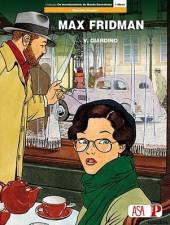 Incontornáveis de Banda Desenhada (Os) -1- Max Fridman : Rapsódia húngara