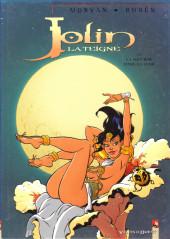 Jolin la teigne -2- La sorcière dans la lune