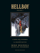 Hellboy (Intégrale Deluxe) -5- Volume 5