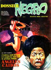 Dossier Negro -121- Angeles caidos