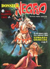 Dossier Negro -122- Edward y Griselda