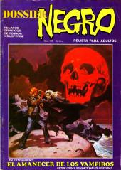 Dossier Negro -123- El amanecer de los vampiros