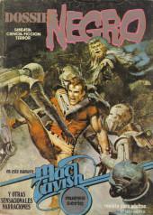 Dossier Negro -125- Mac Tavish