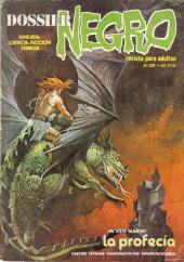 Dossier Negro -129- La profecía
