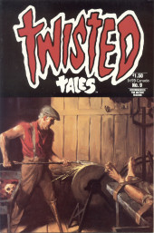 Twisted tales (Pacific comics - 1982) -9- Issue # 9