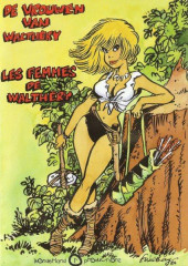 (AUT) Walthéry -WP2010- Les femmes de Walthéry