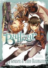 Baltzar, la guerre dans le sang -9- Tome 9