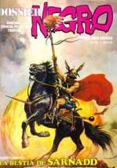 Dossier Negro -144- La bestia de Sarnadd
