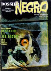 Dossier Negro -145- Buscando la muerte