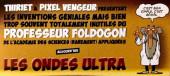 Mini-récits et stripbooks Spirou -MR4329- Professeur Foldogon - Les ondes ultra
