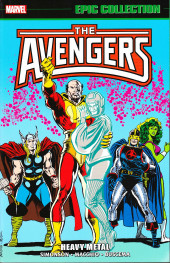 The avengers Epic Collection (2013) -INT18- Heavy Metal