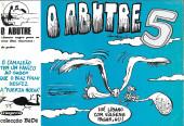 Abutre (O) -5- O camaleão tem um fanico
