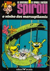 Spirou e Fantásio (en portugais) -12- O ninho dos marsupilamis