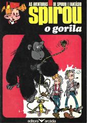 Spirou e Fantásio (en portugais) -11- O gorila