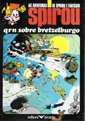 Spirou e Fantásio (en portugais) -18- QRN sobre Bretzelburgo