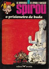 Spirou e Fantásio (en portugais) -14- O prisioneiro de Buda