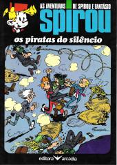 Spirou e Fantásio (en portugais) -10- Os piratas do silêncio