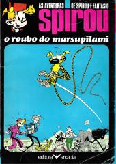Spirou e Fantásio (en portugais) -5- O roubo do marsupilami