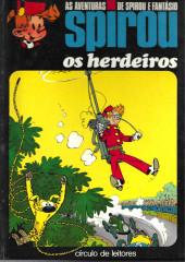 Spirou e Fantásio (en portugais) -4a1975- Os herdeiros
