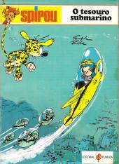 Spirou e Fantásio (en portugais) -17- O tesouro submarino