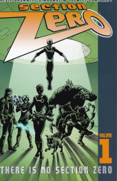 Section Zero (Image Comics - 2019) -INT01- There is No Section Zero!
