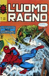 L'uomo Ragno V1 (Editoriale Corno - 1970)  -185- L'Attacco dello Scorpione