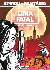 Spirou e Fantásio (en portugais) -45- Luna Fatal