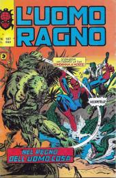 L'uomo Ragno V1 (Editoriale Corno - 1970)  -187- Nel Regno dell'Uomo-Cosa