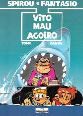 Spirou e Fantásio (en portugais) -43- Vito mau agoiro