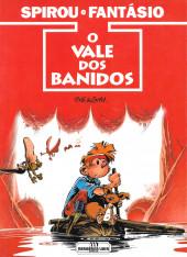 Spirou e Fantásio (en portugais) -41'- O vale dos banidos