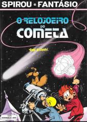 Spirou e Fantásio (en portugais) -36- O relojoeiro do cometa