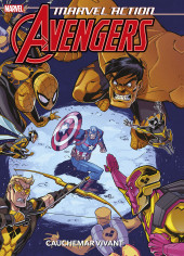 Marvel Action : Avengers -4- Tome 4