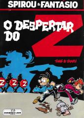 Spirou e Fantásio (en portugais) -37- O despertar do Z