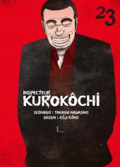 Inspecteur Kurokôchi -23- Tome 23