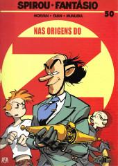 Spirou e Fantásio (en portugais) -50- Nas origens do Z