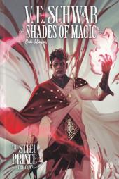 Shades of magic -2- night of knives