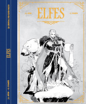 Elfes -1TL- Volume 1- Le Crystal des Elfes bleus