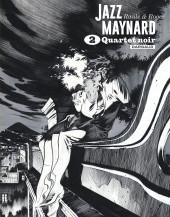 Jazz Maynard -INT02- Quartet noir