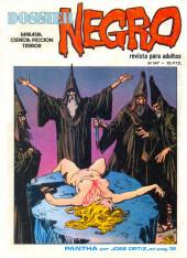 Dossier Negro -147- Pantha