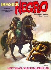 Dossier Negro -148- Historias gráficas inéditas