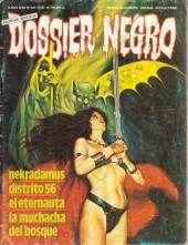 Dossier Negro -155- Número 155