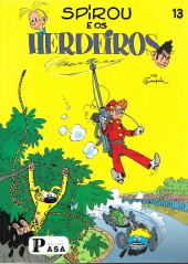 Spirou e Fantásio (en portugais) -4b2007- Spirou e os herdeiros