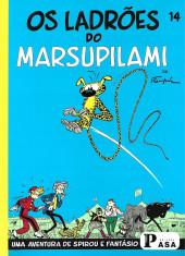 Spirou e Fantásio (en portugais) -5b2007- Os ladrões do Marsupilami