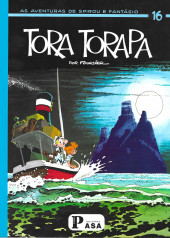 Spirou e Fantásio (en portugais) -23- Tora Torapa