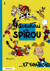 Spirou et Fantasio -1e2018- 4 aventures de Spirou...et Fantasio