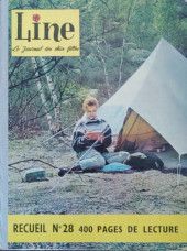 (Recueil) Line (reliures françaises) -28- Line album du journal