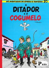 Spirou e Fantásio (en portugais) -7d2007- O ditador e o cogumelo