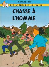 Tintin - Pastiches, parodies & pirates -50- Chasse à l'Homme